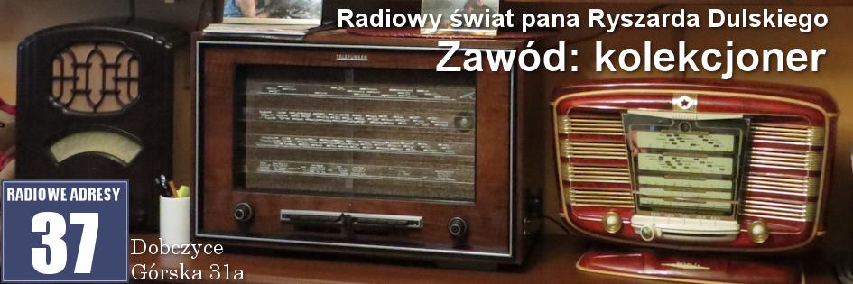 Radiowe adresy: (37) Dobczyce, Górska 31a